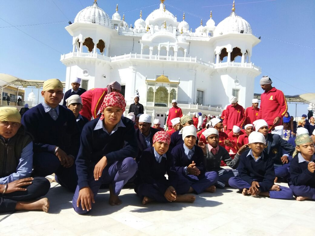 Trip to 'Anandpur Sahib' and 'Virast- E- Kahlsa'